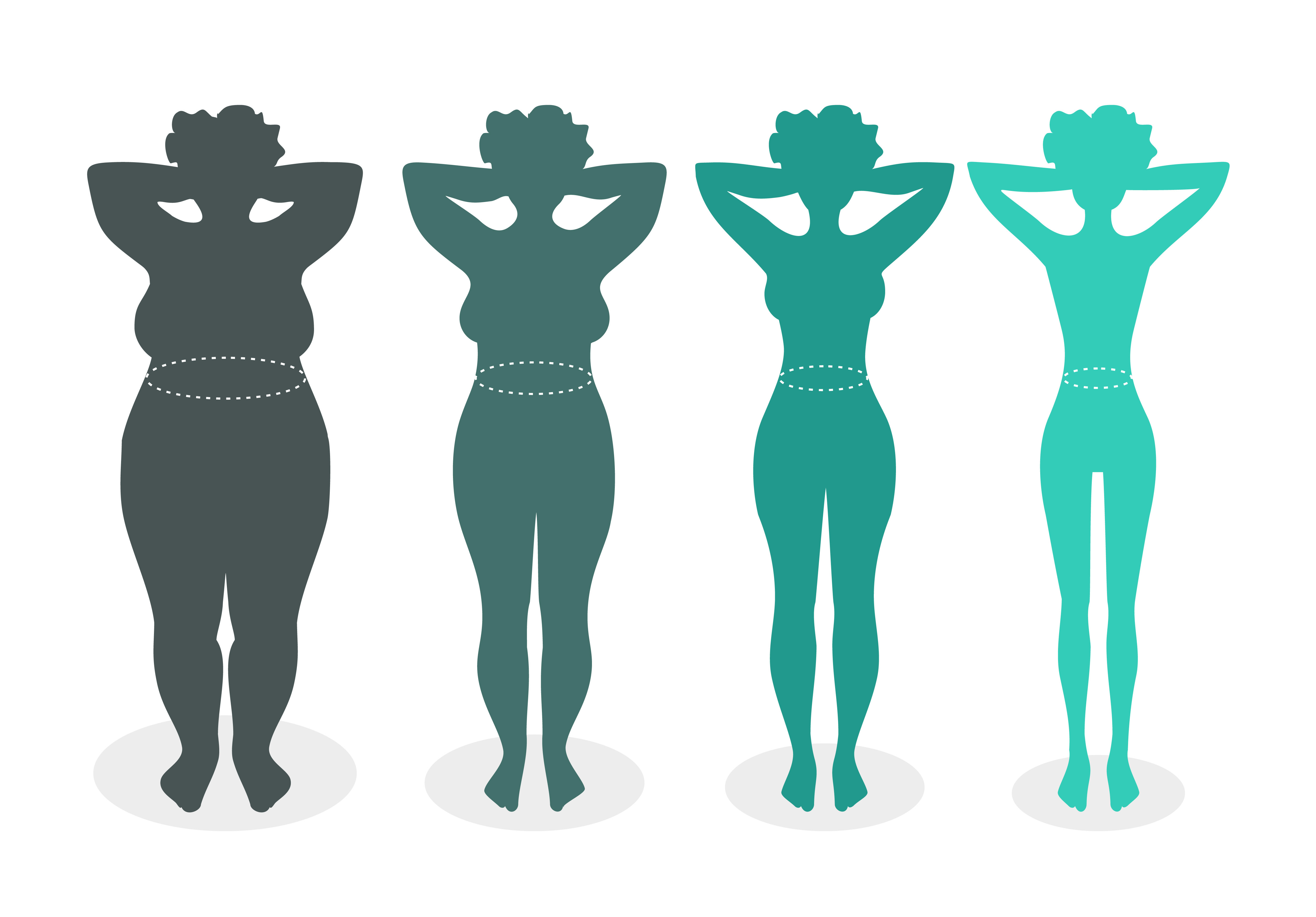 How to reduce tummy fat at 40